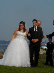 Seacoast wedding